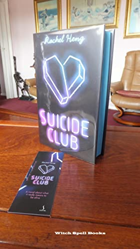 Suicide Club: ++++FOR THE DISCERNING COLLECTOR, A BEAUTIFUL UK SIGNED , DATED, LINED AND NUMBERED...