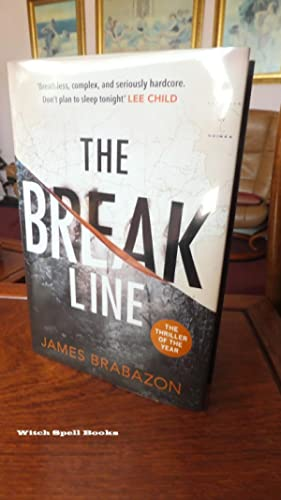 The Break Line:+++++FOR THE DISCERNING COLLECTOR, A BEAUTIFUL UK SIGNED,DATED AND WITH A WRITTEN ...