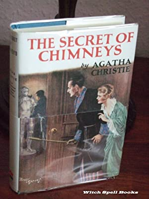 The Secret of Chimneys :++++FOR THE DISCERNING COLLECTOR, A BEAUTIFUL UK FIRST PRINT HARDBACK OF ...