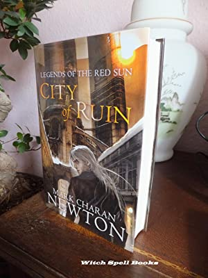 City of Ruin : Legends of the Red Sun : Book 2 : ++++FOR THE DISCERNING COLLECTOR , A BEAUTIFUL U...