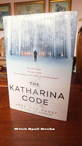 The Katharina Code: Book 1 The Cold Case Quartet:++++FOR THE DISCERNING COLLECTOR, A BEAUTIFUL UK...