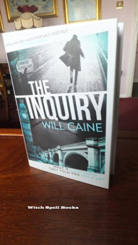 The Inquiry:++++FOR THE DISCERNING COLLECTOR, A BEAUTIFUL UK SIGNED FIRST EDITION,FIRST PRINT HAR...