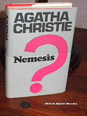 Nemesis :++++FOR THE DISCERNING COLLECTOR , A BEAUTIFUL UK FIRST PRINT HARDBACK OF THE HARPER COL...