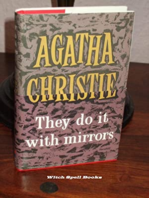 They Do It with Mirrors :++++FOR THE DISCERNING COLLECTOR, A BEAUTIFUL UK FIRST PRINT HARDBACK OF...