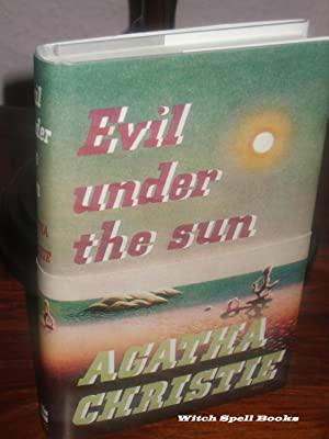 Evil under the Sun :++++FOR THE DISCERNING COLLECTOR, A BEAUTIFUL UK FIRST PRINT HARDBACK OF THE ...