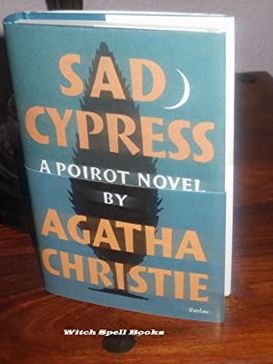 Sad Cypress :++++FOR THE DISCERNING COLLECTOR, A BEAUTIFUL UK FIRST PRINT HARDBACK OF THE HARPER ...