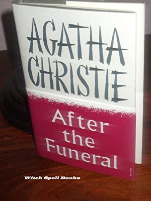 After the Funeral :++++FOR THE DISCERNING COLLECTOR, A BEAUTIFUL UK FIRST PRINT HARDBACK OF THE H...