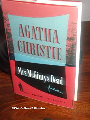 Mrs McGinty's Dead :++++FOR THE DISCERNING COLLECTOR, A BEAUTIFUL UK FIRST PRINT HARDBACK OF THE ...