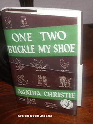 One, Two, Buckle My Shoe :++++FOR THE DISCERNING COLLECTOR, A BEAUTIFUL UK FIRST PRINT HARDBACK O...
