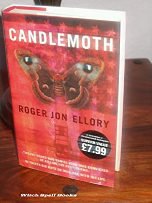 Candlemoth : ++++FOR THE DISCERNING COLLECTOR , A SCARCE UK SIGNED,DATED AND WITH A WRITTEN QUOTE...