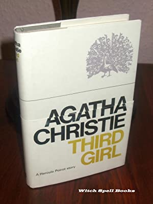 Third Girl :++++FOR THE DISCERNING COLLECTOR, A BEAUTIFUL FIRST PRINT HARDBACK OF THE HARPER COLL...