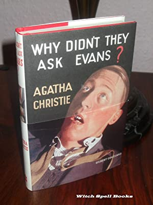 Why didn't they ask Evans :++++FOR THE DISCERNING COLLECTOR, A BEAUTIFUL FIRST PRINT HARDBACK OF ...