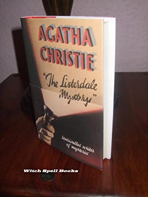 The Listerdale Mystery :++++FOR THE DISCERNING COLLECTOR, A BEAUTIFUL FIRST PRINT HARDBACK OF THE...