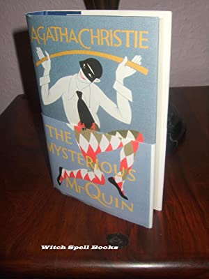 The Mysterious Mr Quin :++++FOR THE DISCERNING COLLECTOR, A BEAUTIFUL FIRST PRINT HARDBACK OF THE...