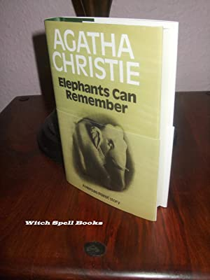Elephants can remember :++++FOR THE DISCERNING COLLECTOR, A BEAUTIFUL FIRST PRINT HARDBACK OF THE...