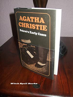 Poirot's early cases :++++FOR THE DISCERNING COLLECTOR, A BEAUTIFUL FIRST PRINT HARDBACK OF THE H...