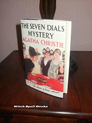 The Seven Dials Mystery :++++FOR THE DISCERNING COLLECTOR, A BEAUTIFUL FIRST PRINT HARDBACK OF TH...
