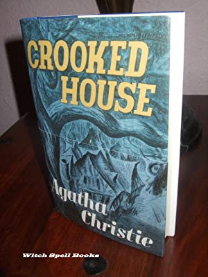 Crooked House :++++FOR THE DISCERNING COLLECTOR,A BEAUTIFUL UK FIRST PRINT HARDBACK OF THE HARPER...
