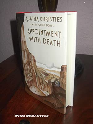 Appointment with Death :++++FOR THE DISCERNING COLLECTOR, A BEAUTIFUL UK FIRST PRINT HARDBACK OF ...