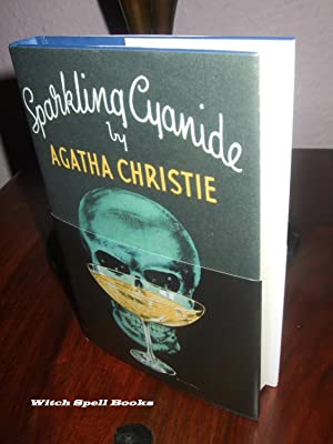Sparkling Cyanide :+++++FOR THE DISCERNING COLLECTOR , A BEAUTIFUL FIRST PRINT HARDBACK OF THE HA...