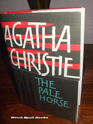 The Pale Horse :++++FOR THE DISCERNING COLLECTOR, A BEAUTIFUL UK FIRST PRINT HARDBACK OF THE HARP...
