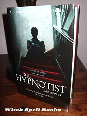 The Hypnotist : +++++FOR THE DISCERNING COLLECTOR, A BEAUTIFUL UK TREBLE SIGNED, PRE PUBLICATION ...