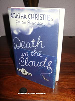 Death in the Clouds :++++FOR THE DISCERNING COLLECTOR, A BEAUTIFUL UK FIRST PRINT HARDBACK OF THE...