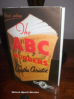 The ABC Murders :++++FOR THE DISCERNING COLLECTOR, A BEAUTIFUL UK FIRST PRINT HARDBACK OF THE HAR...