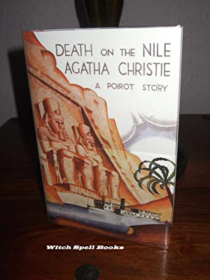 Death on the Nile :++++FOR THE DISCERNING COLLECTOR, A BEAUTIFUL UK FIRST PRINT HARDBACK OF THE H...