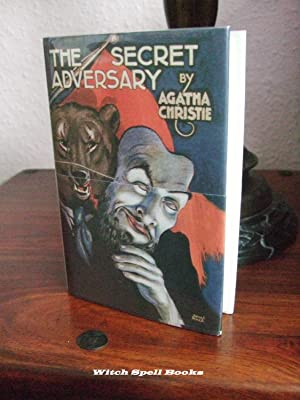 The Secret Adversary :++++FOR THE DISCERNING COLLECTOR, A BEAUTIFUL UK FIRST PRINT HARDBACK OF TH...