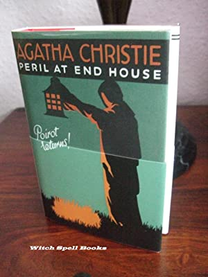 Peril at End House :++++FOR THE DISCERNING COLLECTOR, A BEAUTIFUL FIRST PRINT HARDBACK OF THE HAR...