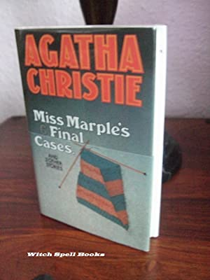 Miss Marple's Final Cases :++++FOR THE DISCERNING COLLECTOR, A BEAUTIFUL UK FIRST PRINT HARDBACK ...