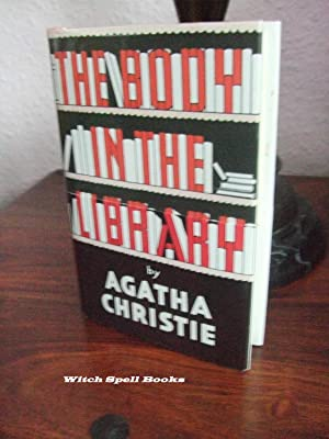 The Body in the Library :++++FOR THE DISCERNING COLLECTOR, A BEAUTIFUL UK FIRST PRINT HARDBACK OF...