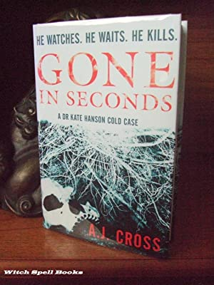 Gone in Seconds : ++++FOR THE DISCERNING COLLECTOR, A BEAUTIFUL UK SIGNED AND PUBLICATION DATED, ...