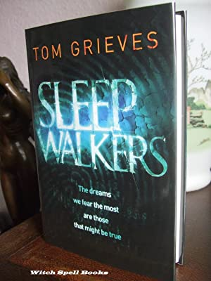 Sleepwalkers : ++++FOR THE DISCERNING COLLECTOR, A BEAUTIFUL UK SIGNED, PRE-PUBLICATION DATED AND...