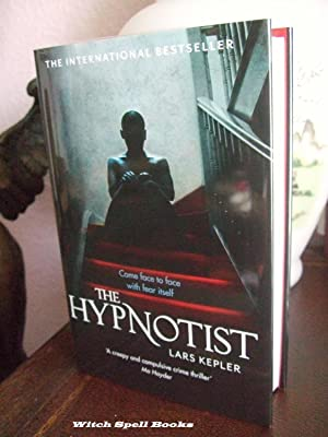 The Hypnotist :++++FOR THE DISCERNING COLLECTOR, A BEAUTIFUL UK SIGNED BY BOTH AUTHORS IN THEIR O...