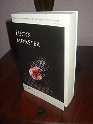 Lucy's Monster : +++FOR THE DISCERNING COLLECTOR A SIGNED/DATED/LINED STAMPED AND NUMBERED GREEN ...