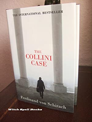 The Collini Case : ++++FOR THE DISCERNING COLLECTOR, A BEAUTIFUL SIGNED UK, FIRST EDITION,FIRST P...