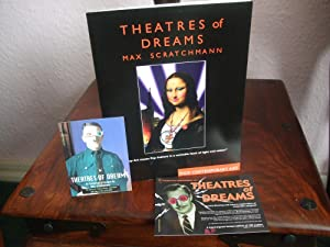 Theatres of Dreams : +++ FOR THE DISCERNING COLLECTOR A VERY SCARCE SIGNED AND NUMBERED (THIS IS ...