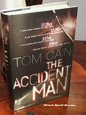 The Accident Man : ++++FOR THE DISCERNING COLLECTOR A SUPERB SIGNED AND DATED UK FIRST EDITION, F...