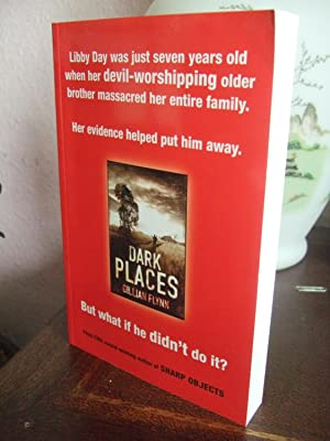 Dark Places:++++A BEAUTIFUL UK UNCORRECTED PROOF++++