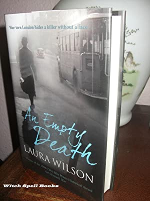 An Empty Death : ++++FOR THE DISCERNING COLLECTOR, A BEAUTIFUL UK SIGNED, FIRST EDITION,FIRST PRI...