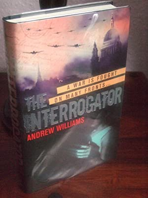 The Interrogator : ++++FOR THE DISCERNING COLLECTOR, A BEAUTIFUL UK SIGNED, DATED AND WITH A WRIT...