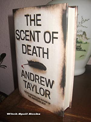 The Scent of Death : ++++FOR THE DISCERNING COLLECTOR, A BEAUTIFUL UK SIGNED FIRST EDITION,FIRST ...