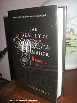 The Beauty of Murder : +++++FOR THE DISCERNING COLLECTOR, A BEAUTIFUL UK SIGNED, DATED AND WITH A...