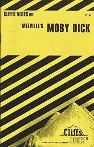 Cliffs Notes on Melville's MOBY DICK: Roberts, James L.