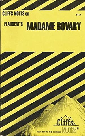 Cliffs Notes on Flaubert's MADAME BOVARY: Roberts, James L.