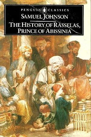 THE HISTORY OF RASSELAS, PRINCE OF ABISSINIA: Johnson, Samuel