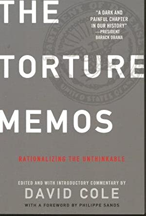 THE TORTURE DIARIES : Rationalizing the Unthinkable