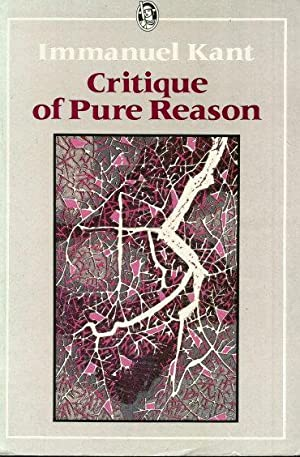 CRITIQUE OF PURE REASON ( Everyman Classics )